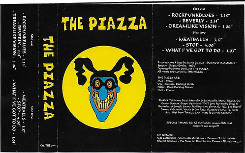 PIAZZA (THE) - The Piazza TAPE