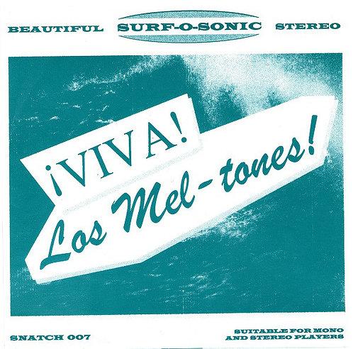 """LOS MELTONES - Viva! Los Mel-tones! EP 7"""""""