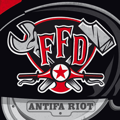 FFD - Antifa Riot CD