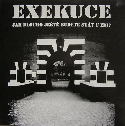 EXEKUCE - Jak Dlouho Ještě Budete Stát U Zdi? LP