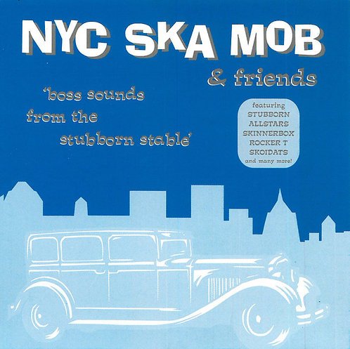 V/A NYC Ska Mob & Friends LP