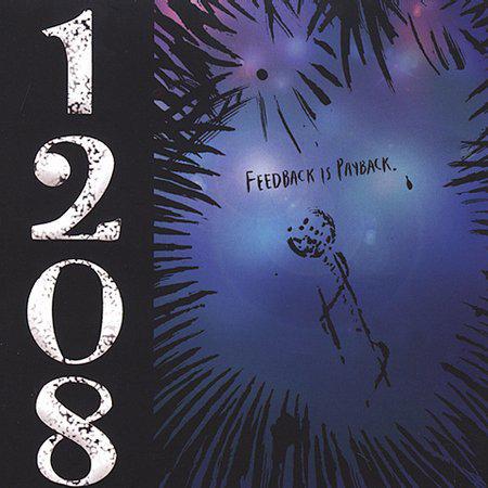 1208 - Feedback is Payback CD