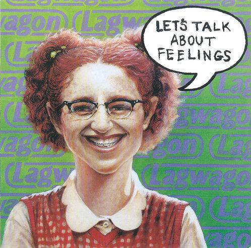 "LAGWAGON - Let's Talk About Feelings 10"""
