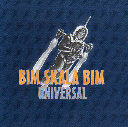 BIM SKALA BIM - Universal CD