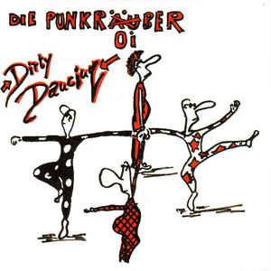"""PUNKROIBER (THE) - Dirty Dancing EP 7"""""""