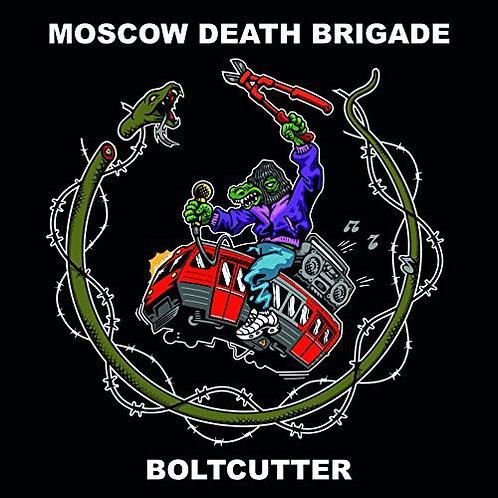 MOSCOW DEATH BRIGADE - Boltcutter CD