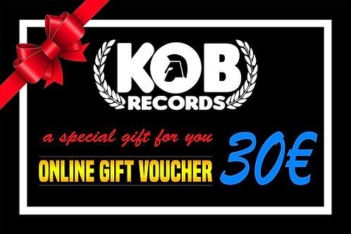 Online Gift Voucher