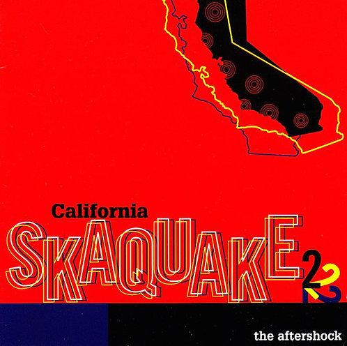 V/A - California Skaquake 2: The Aftershock CD