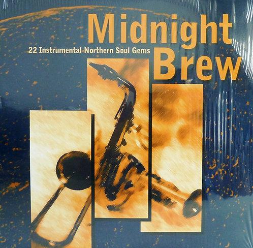 V/A - Midnight Brew (22 Instrumental Northern Soul Gems) LP