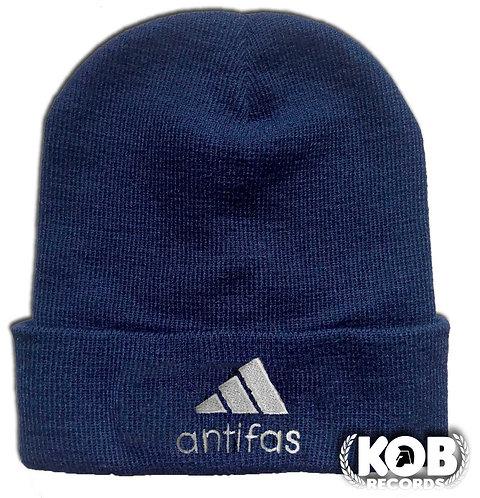 ANTIFAS Winter Cap Blue