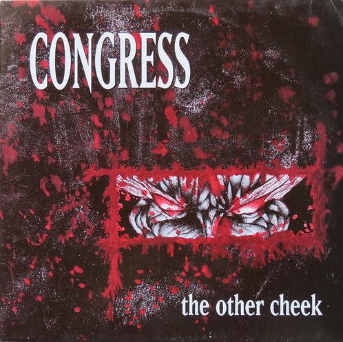 CONGRESS - The Other Cheek LP