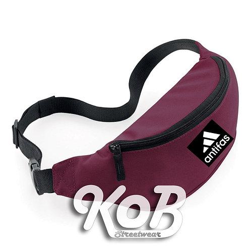 Belt Bag / Marsupio ANTIFAS Burgundy
