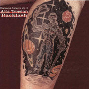ALTA TENSION / BACKLASH - Clockwork Anthems Vol. 3 LP