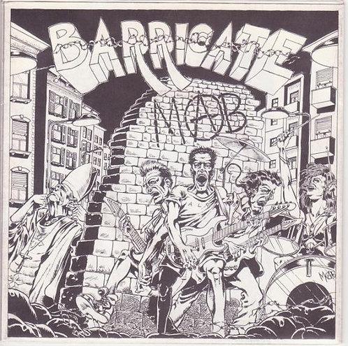 """MAB - Barricate EP 7"""""""
