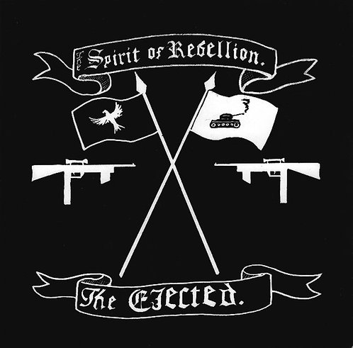 EJECTED (THE) - The Spirit Of Rebellion CD