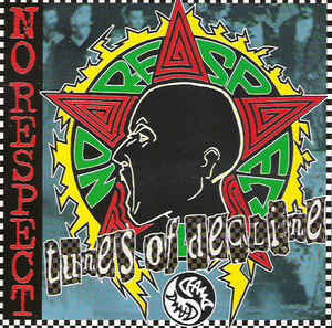 NO RESPECT - Tunes of Decline CD