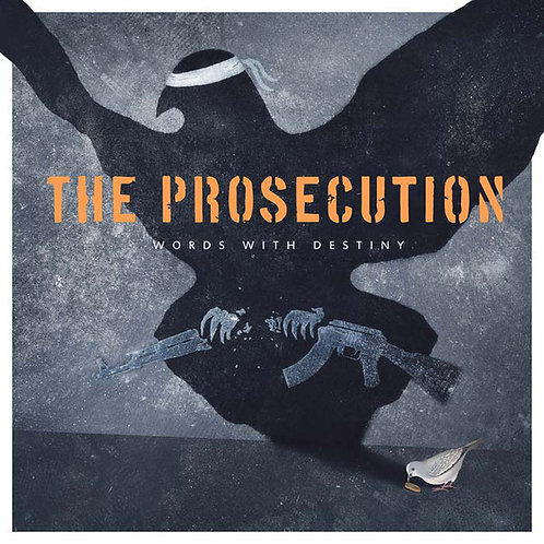 PROSECUTION (THE) - Words With Destiny CD