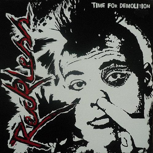 RECKLESS - Time for Demolition LP