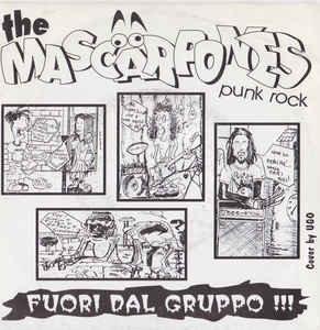 """MASCARPONES (THE) -  Fuori Dal Gruppo !!! EP 7"""""""