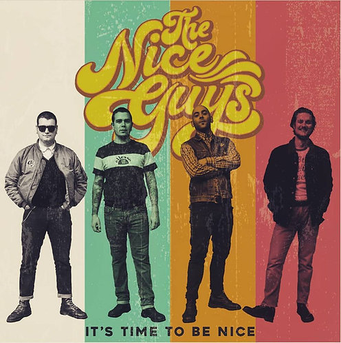 NICE GUYS (THE) - It's Time to Be Nice CD