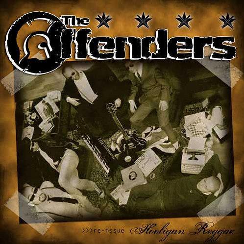 THE OFFENDERS - Hooligan reggae CD