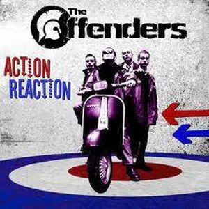 THE OFFENDERS - Action Reaction CD