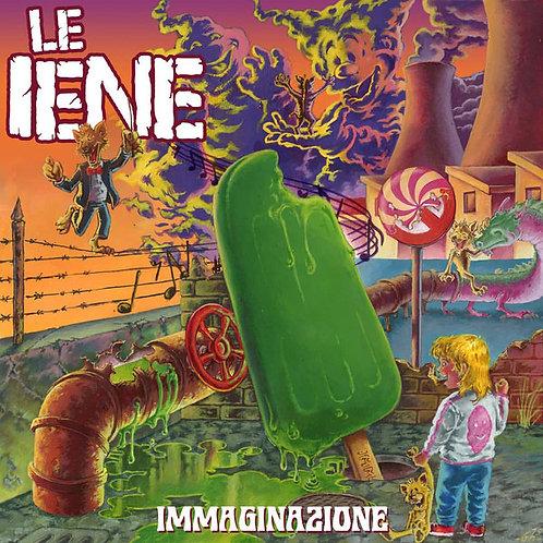 LE IENE - Immaginazione CD