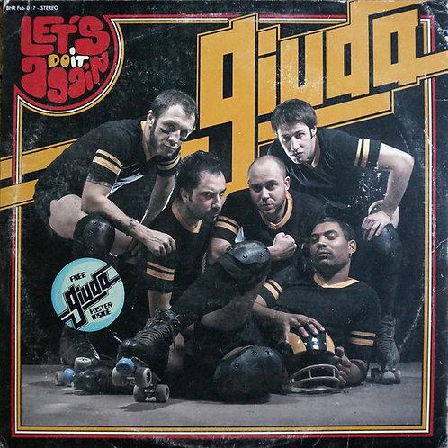 GIUDA - Let's Do It Again LP (Orange)