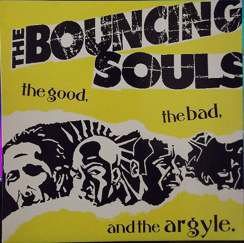 BOUNCING SOULS (THE) - The Good, The Bad, And The Argyle LP