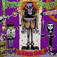 GROOVIE GHOULIES - Re-Animation Festival LP