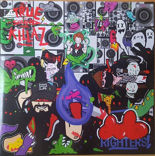 DUB RIGHTERS (THE) - True Sound Killaz CD