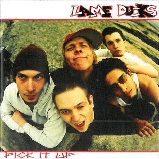 LAME DUCKS - Pick It Up CD