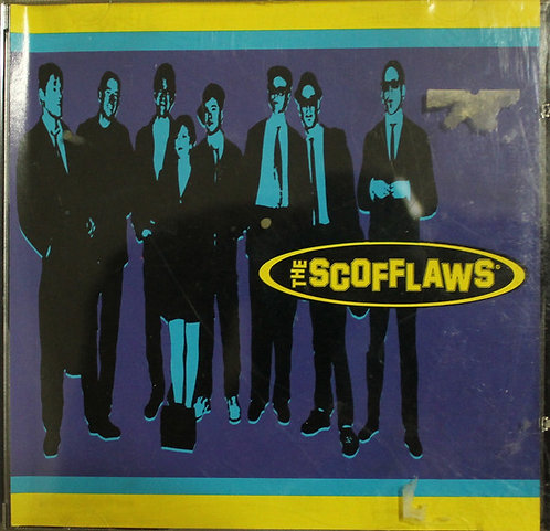 SCOFFLAWS (THE) - The Scofflaws CD