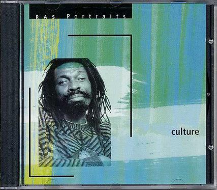 CULTURE - Ras Portraits CD