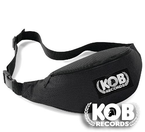 Belt Bag / Marsupio KOB RECORDS Black