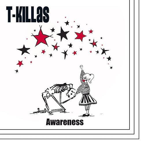 T-KILLAS - Awareness LP