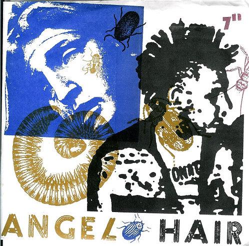 "ANGEL HAIR - Angel Hair EP 7"""