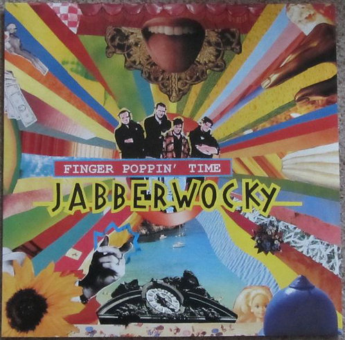 JABBERWOCKY - Finger Poppin' Time LP