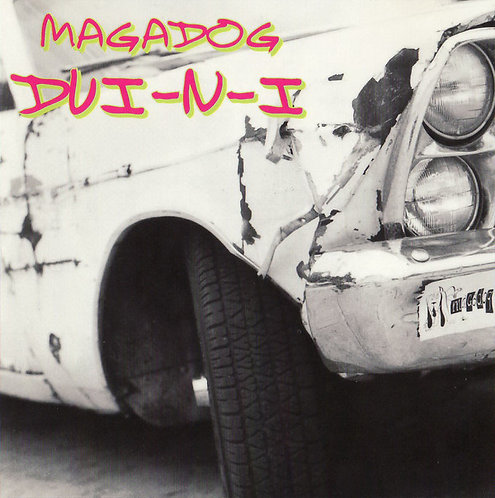 MAGADOG - Dui-n-i CD
