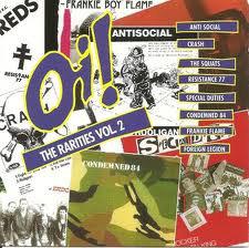 V/A Oi! The Rarities Vol. 2 LP