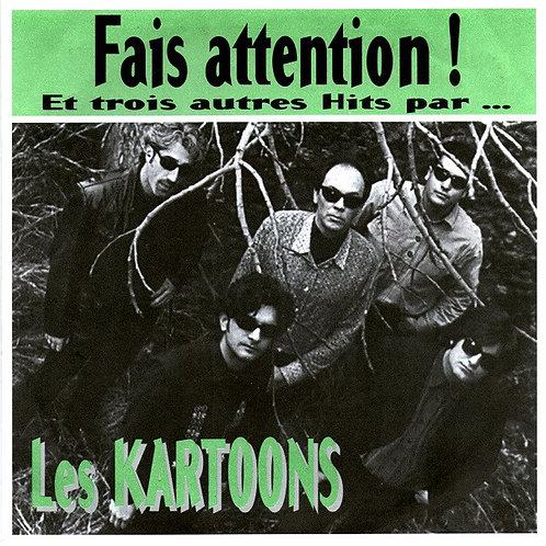 """LES KARTOONS - Fais Attention! EP 7"""""""
