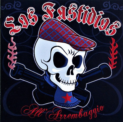 LOS FASTIDIOS - All'Arrembaggio CD