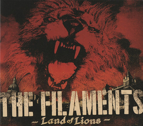 FILAMENTS (THE) - Land of Lions CD