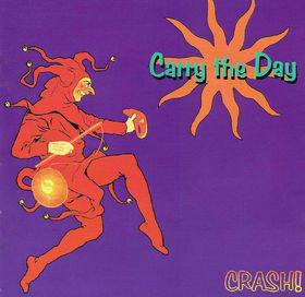CARRY THE DAY - Crash! CD