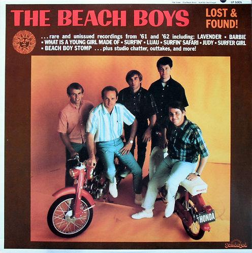 BEACH BOYS (THE) - Lost & Found! LP