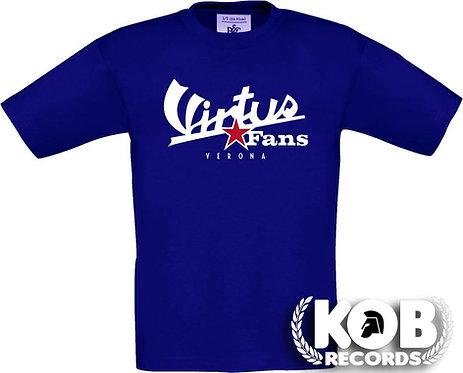 VIRTUS FANS VESPA STYLE Junior T-Shirt