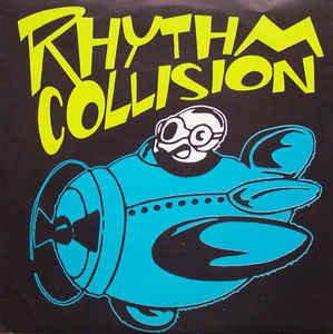 """RHYTHM COLLISION - Happy As A Fucking Clam EP 7"""""""