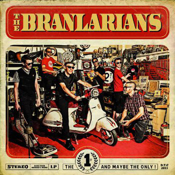 BRANLARIANS (THE) -The 1st And Maybe The Only CD