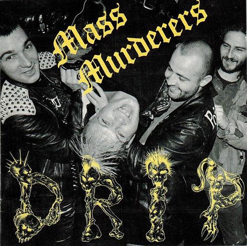 MASS MURDERERS - D.R.I.P. CD