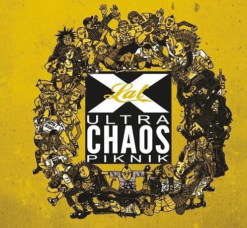 V/A - X Lat Ultra Chaos Piknik Live 2016/2017 CD